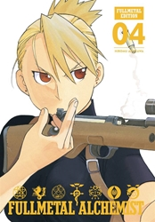 Picture of Fullmetal Alchemist Fullmetal Edition Vol 04 HC