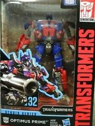 Picture of Transformers Generations Optimus Prime Studio Series Figure