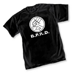 Picture of Hellboy BPRD Logo Men's Tee X-LARGE
