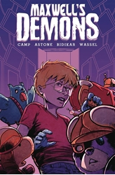 Picture of Maxwell's Demons TP VOL 01