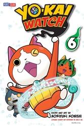 Picture of Yo-Kai Watch GN VOL 06