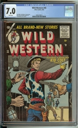 Picture of Wild Western #45