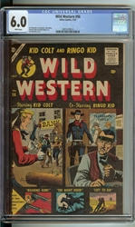 Picture of Wild Western #56