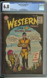 Picture of Western Comics #51