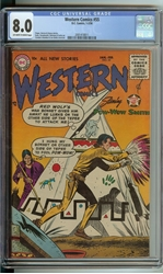 Picture of Western Comics #55