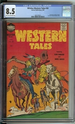 Picture of Witches Western Tales #30