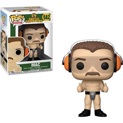 Picture of Pop Movies Super Troopers Mac Vinyl Figure