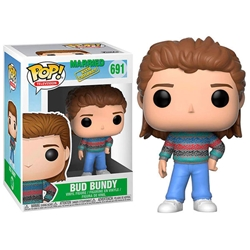 Picture of Pop Television Married With Children Bud Bundy Vinyl Figure