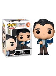 Picture of Pop Television Modern Family Phil Vinyl Figure