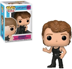 Picture of Pop Movies Dirty Dancing Johnny Vinyl Figure