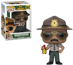 Picture of Pop Movies Super Troopers Ramathorn Vinyl Figure