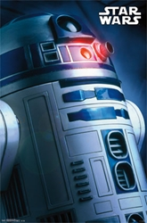 Picture of Star Wars R2-D2 Profile Poster