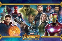 Picture of Avengers Infinity War Team Poster