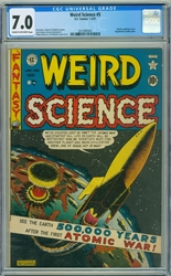 Picture of Weird Science #5