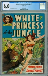 Picture of White Princess of the Jungle #1