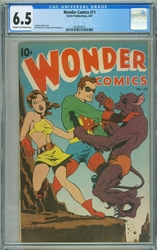Picture of Wonder Comics #11