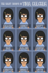 Picture of Bob's Burgers Moods of Tina Poster