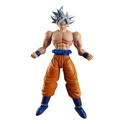 Picture of Dragon Ball Super Goku Ultra Instinct Figure-rise Model Kit