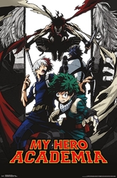 Picture of My Hero Academia Poster