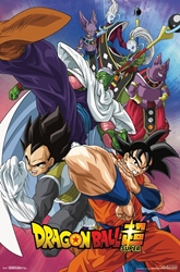 Picture of Dragon Ball Super Group Poster