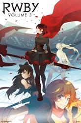 Picture of RWBY Volume 3 Poster