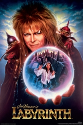 Picture of Labyrinth Movie Poster