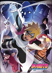 Picture of Boruto Poster Magnet