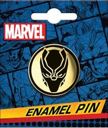Picture of Black Panther Enamel Pin