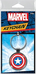 Picture of Captain America Shield Keyring