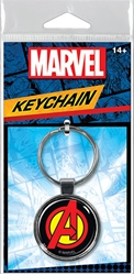 Picture of Avengers Logo Keyring