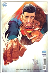 Picture of Action Comics #1002 Manapul Cover