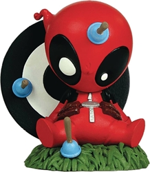 Picture of Deadpool Marvel Mini Heroes PVC Statue