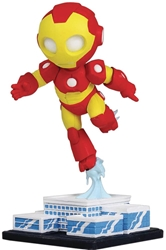 Picture of Iron-Man Marvel Mini Heroes PVC Statue