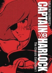 Picture of Captain Harlock Classic Collection Vol 03 SC