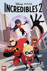 Picture of Incredibles 2 Vol 01 SC Crisis in Mid-Life! & Other Stories