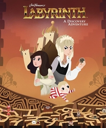 Picture of Labyrinth Discovery Adventure HC