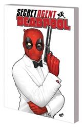 Picture of Deadpool SC Secret Agent Deadpool