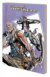 Picture of Old Man Hawkeye TP VOL 02 Whole World Blind