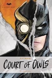 Picture of Batman Court of Owls HC Novel
