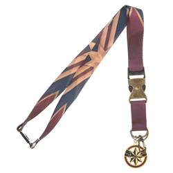 Picture of Captain Marvel Suit up Lanyard