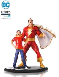 Picture of Shazam Deluxe 1:10 Iron Studios Statue