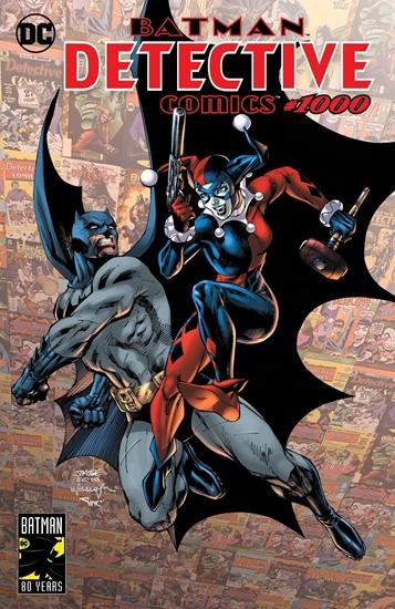 Detective Comics #1000 Graham Cracker Cover