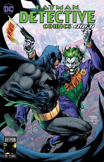 Detective Comics #1000 Torpedo Comics Cover