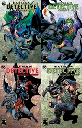 Detective Comics #1000 Bedrock City Cover Bundle
