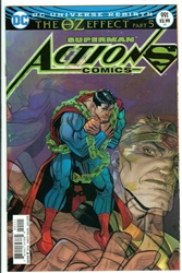 Picture of Action Comics #991 Lenticular Cover