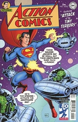Picture of Action Comics #1000 '50s Cover