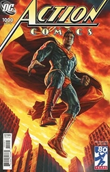 Picture of Action Comics #1000 '00s Cover