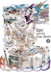 Picture of Ran and the Gray World Vol 02 SC
