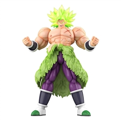 Picture of Dragon Ball Super Broly Super Saiyan Full Power Figure-rise Standard Model Kit