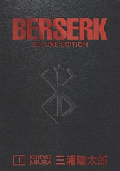 Picture of Berserk Vol 01 HC Deluxe Edition